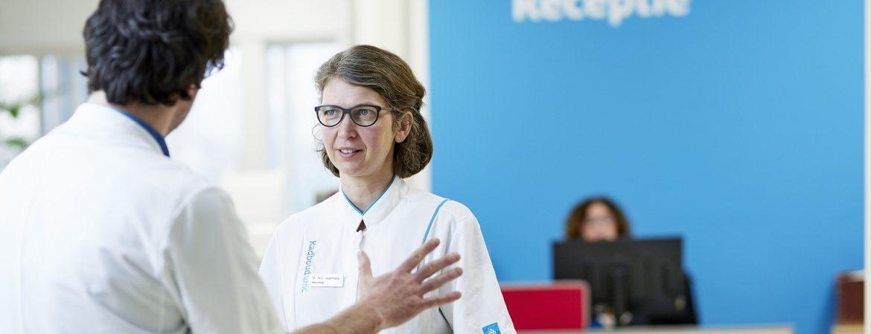 artsen in overleg Radboudumc