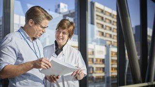 artsen in overleg LUMC